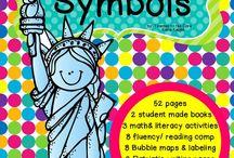 1st grade Social Studies / by Korryn Phillips