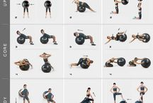 Workout  / by Jessica White Mitchell
