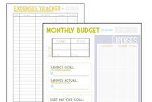 Budgeting / by Meridath Taylor