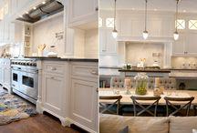 Kitchens / by Aqua Decor & Design