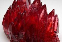 Semi Precious Red / Pink / by Annie Modesitt