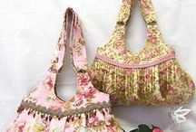 Handbags, Totes,etc / by Rann Dyer