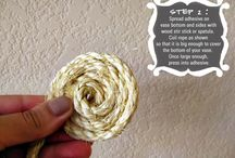 The many things to do with rope. / by Micheline