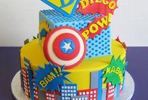 Superhero Birthday / by Wendy G