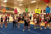 Cheer Prom Season 2014 / by Cheerleading Company // www.cheerleading.com