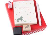 Gift Packs / Our Christmas Collection, Jul, is inspired by the magic of Christmas and the special memories created with loved ones during this wonderful time of year. Featuring hand-illustrated designs in red, white and blue, this collection captures Swedish tradition along with falling snow, sprinkles of holly and memory-making moments, to help ensure your Christmas truly is the most wonderful time of the year. / by kikki.K