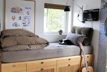 Timmys Room Ideas / by MaraMay Baca