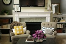 Ideas for the home / by Cass Hickman