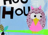 WHOOO SAYS... / Cute lil sayings/words with owls  / by Kat Matthews