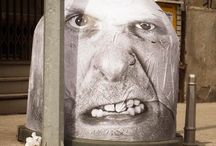 Street Art / by Jean-Philippe Cabaroc