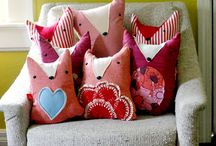 Pillows / by Terri Marshall