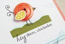 card inspiration / by Mdm Samm ...
