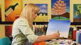 Art Class---Paint Along Video Series with Linda / by Nell K.