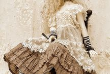 dolls / by Tove Andersen