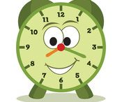 time $ money / math board for telling time and learning about money / by MiFamilies