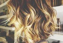 Medium hair / by Jana Holland