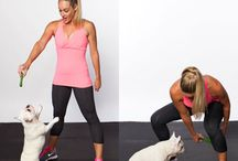 Working out with your pet / by BAE Systems I&S Wellness