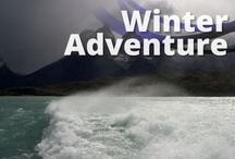 ☁ Winter Adventure in EcoCamp / by EcoCamp Patagonia