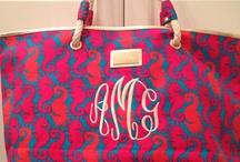 Bags!  / by Morgan Johnson
