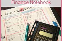 Budget / by Jennifer Haynes