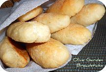 bread / by Stephanie Hawkins-Jensen