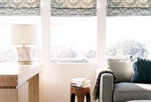 Window Treatments / by Tonya Powers