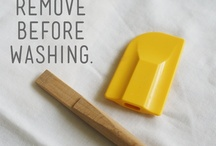 Cleaning and Organizing Tips / by Liz Farrelly