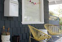 Decks-porches-outdoor living / by Ella Cooper
