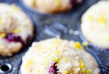 Recipe-muffins/quickbreads / by Clever Monkey Graphics