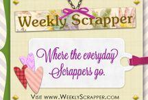 Weekly Scrapper / by Scrapbook Expo