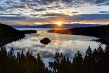 Lake Tahoe. The Perfect Vacation Spot. / by Camp Richardson Historic Resort & Marina