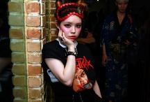 fashion inspiration / by Sharon Calvin