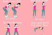 Fitness / by Regina Wyss
