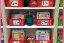 Classroom library / by Heather Castorena