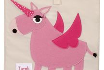 Monicas little unicorn / by Tina Gustavson