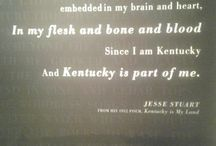 My old Kentucky home / by Katie Stallings