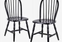 Dining Room Chairs / Browse our dining room tables, dining room chairs, entire sets and more to find a design. / by dining rooms