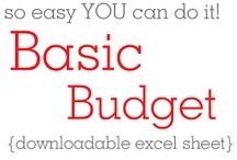 Budgeting / by Lacy Isaacs