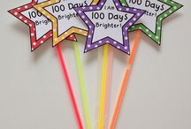 100 days of school! / by Loreal DeJesus