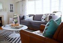 Home - living room / by Kathryn C