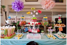 Party Ideas / by Rachael Stinson