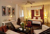 Interior / by Angsana Hotels & Resorts