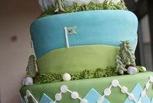 Cakes - Groom's/Father's Day / by Krista Hubbard