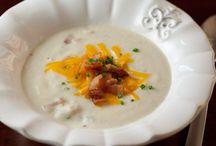 Soup's On / by Gretchen Jordan