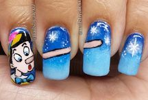 Creative Nails - Disney / by Michelle Jackson