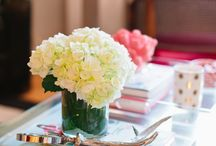 Coffee table styling / by Jane Hudson