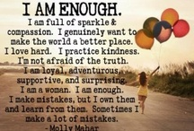 quotes- inspiration :) / by Nakshi Vyas