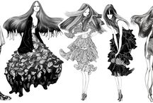 Fashion Illustrations / by Swaathi