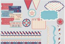 Digital Kits / Now available at www.ACDigitals.com / by Pink Paislee