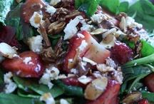 salads / by Debbie Bato